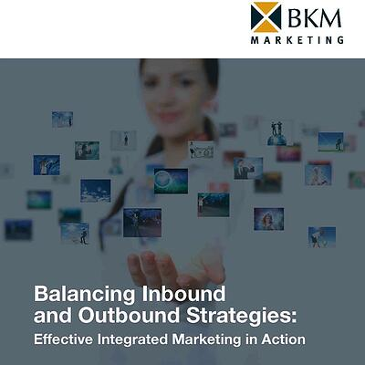 BKM MARKETING Balancing Strategies Resource