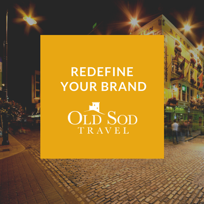 BKM Marketing Old Sod Travel Brand Market Strategy Case Study