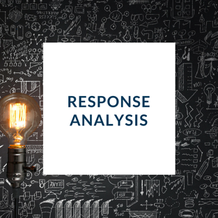 BKM Marketing | Analyze | Response Analysis