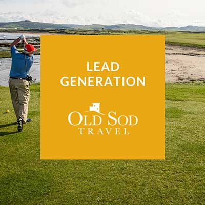 BKM Marketing | Old Sod Travel Case Study | Lead Generation