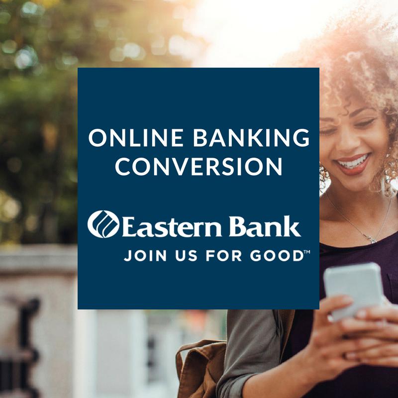 BKM Marketing Eastern Bank Online Conversion