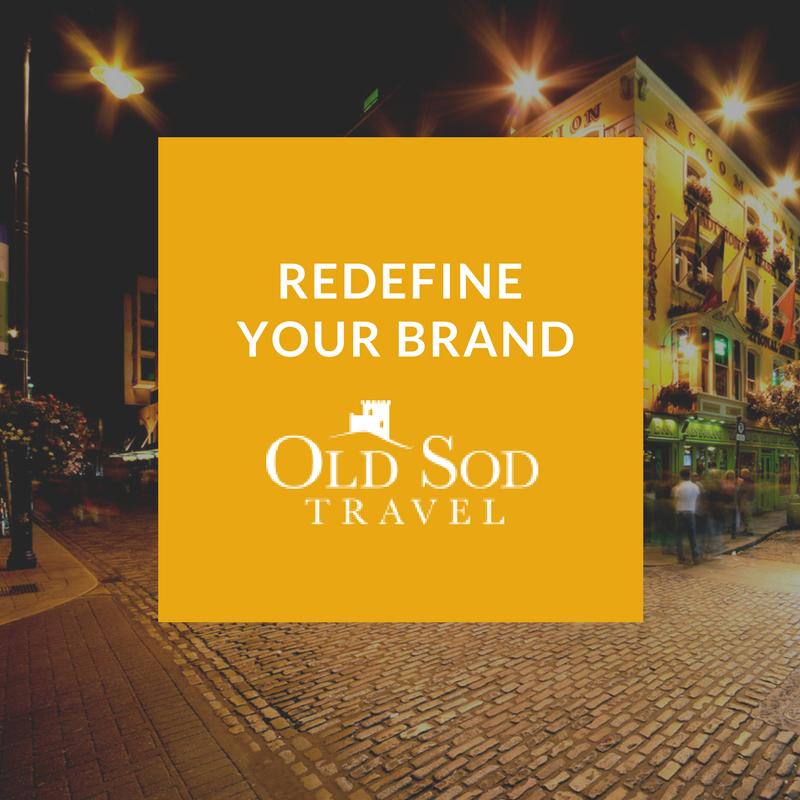 BKM Marketing Old Sod Travel Brand Market Strategy Case Study