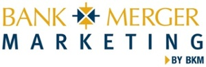 BMM Bank Merger Marketing by BKM Marketing Logo
